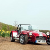 Caterham Seven Limited Edition pack  175x175 at Caterham Seven Gets 40th Anniversary Limited Edition Pack