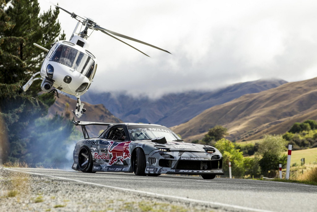 Mad Mike's Epic Crown Range Drift - Video