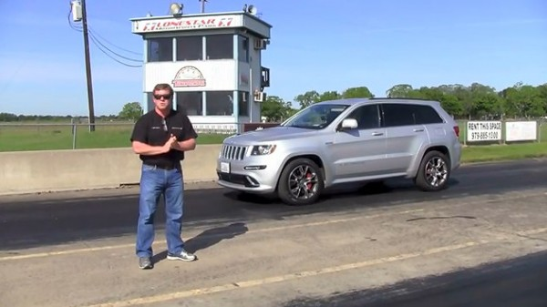 Hennessey Jeep SRT8 Quarter Mile 600x337 at Hennessey Jeep Grand Cherokee SRT8 Quarter Mile Test   Video