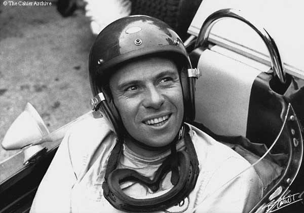 Jim Clark at F1 Drivers That Also Took Part in Rally Racing