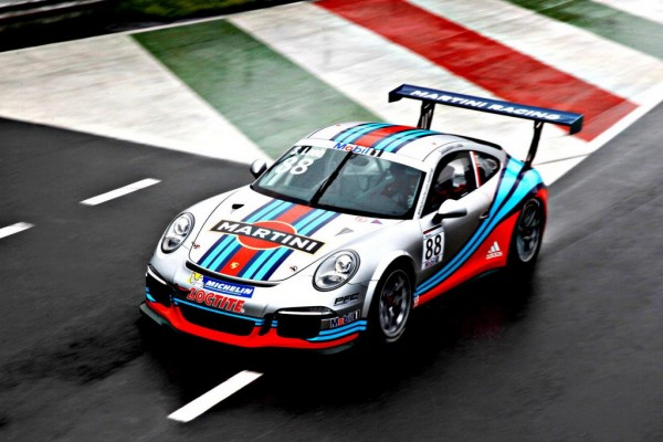 Martini and Porsche 1 600x400 at Martini and Porsche Renew Motorsport Partnership