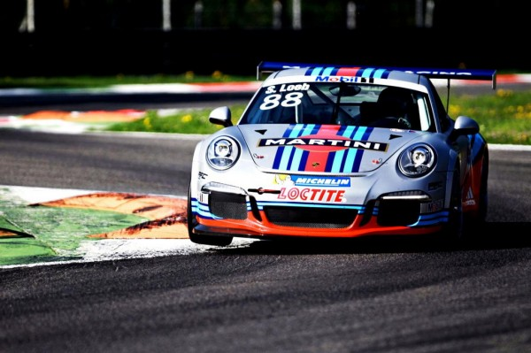 Martini and Porsche 2 600x399 at Martini and Porsche Renew Motorsport Partnership