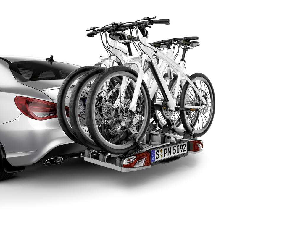 Mercedes cla bike rack mercedes cla forum for Mercedes benz bicycle rack