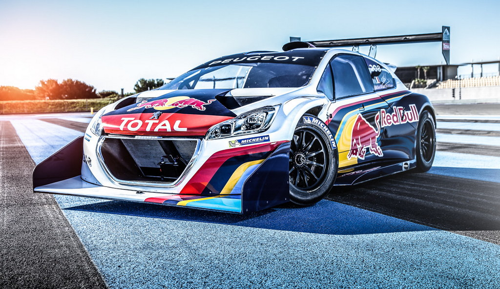 Peugeot 208 T16 Pikes Peak Official Livery Unveiled