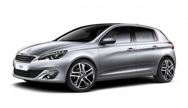 2014 Peugeot 308 Officially Unveiled