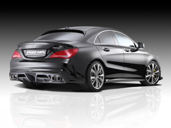 Piecha Design Mercedes CLA GT R 1 600x450 at Piecha Design Mercedes CLA GT R Unveiled