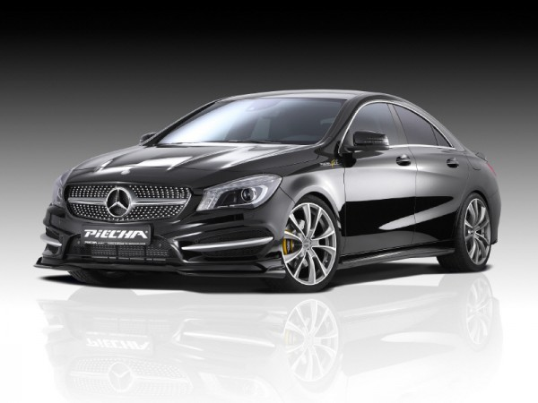 Piecha Design Mercedes CLA GT-R Unveiled