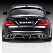 piecha design mercedes cla gt r unveiled. Black Bedroom Furniture Sets. Home Design Ideas