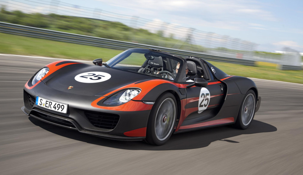 porsche 918 spyder official technical specs. Black Bedroom Furniture Sets. Home Design Ideas