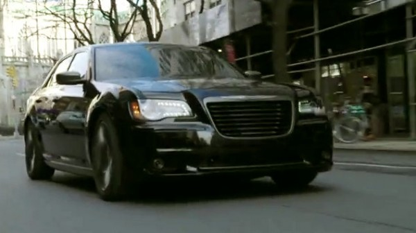 chysler 300 ad 600x336 at Chrysler 300C Ad Featuring John Varvatos and Iggy Pop   Video
