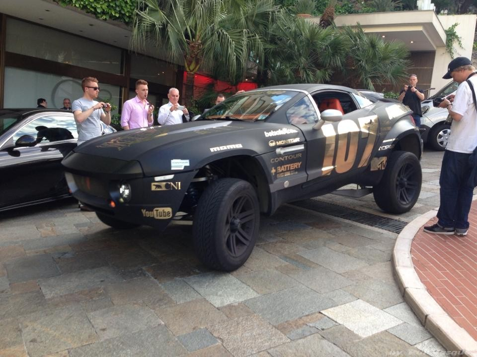 Gumball 3000 crazy car rv 175x175 at 2013 gumball 3000 the arrival