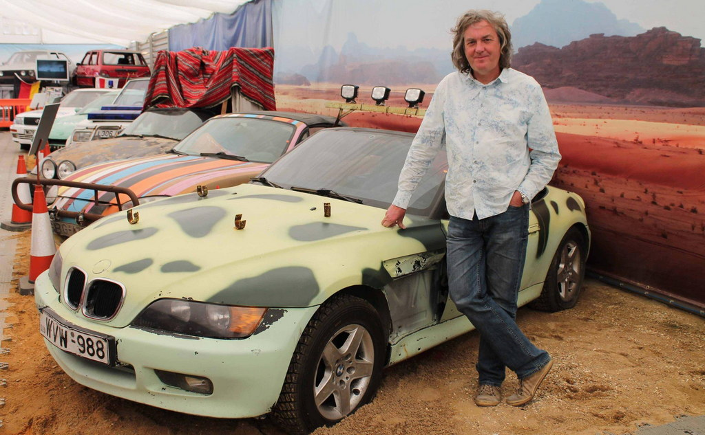 james may drops by top gear museum at beaulieu. Black Bedroom Furniture Sets. Home Design Ideas