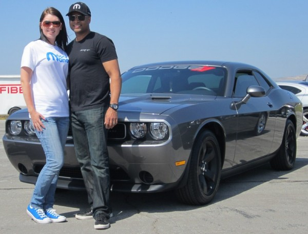 mandy mopar ralph gilles 600x457 at Mopar Mandy: Interview with Amanda Yantos