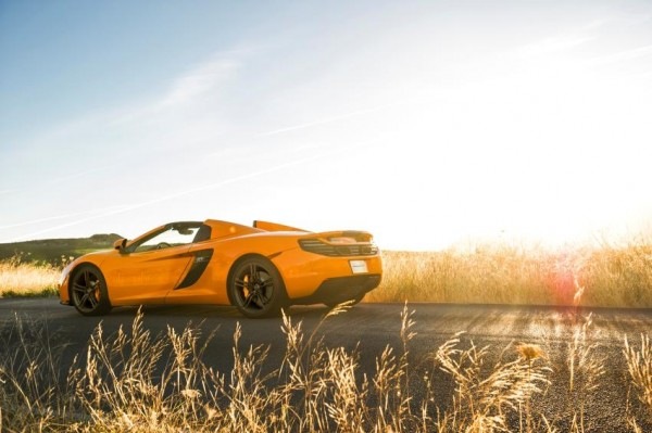 mclaren50 12c 02 1 600x399 at 50 Years of McLaren Celebrated with Special Edition 12C Models