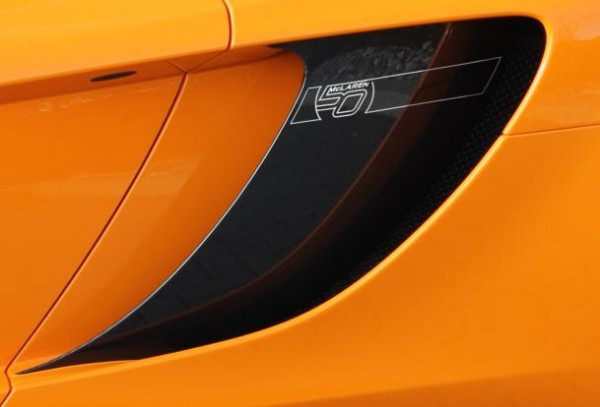 mclaren50 12c 04 600x407 at 50 Years of McLaren Celebrated with Special Edition 12C Models