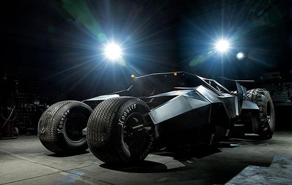 tumbler1 at 2013 Gumball 3000   The Team Galag Batman Tumbler