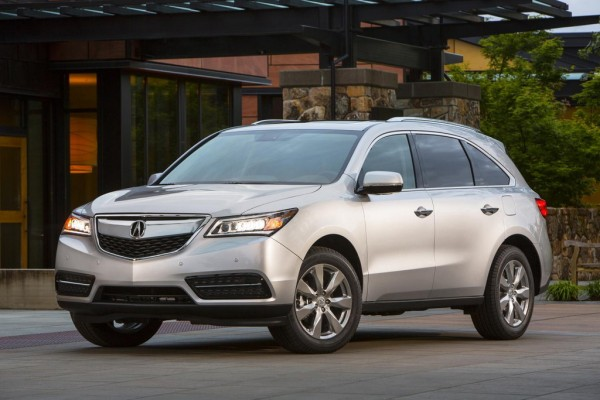 2014 Acura MDX 1 600x400 at 2014 Acura MDX Prices and Specs Announced