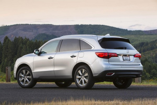 2014 Acura MDX 2 600x400 at 2014 Acura MDX Prices and Specs Announced