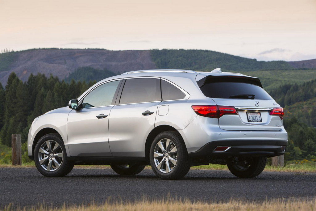2014 acura mdx prices and specs announced. Black Bedroom Furniture Sets. Home Design Ideas