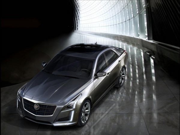 2014 Cadillac CTS 600x448 at 2014 Cadillac CTS Priced From $46,025