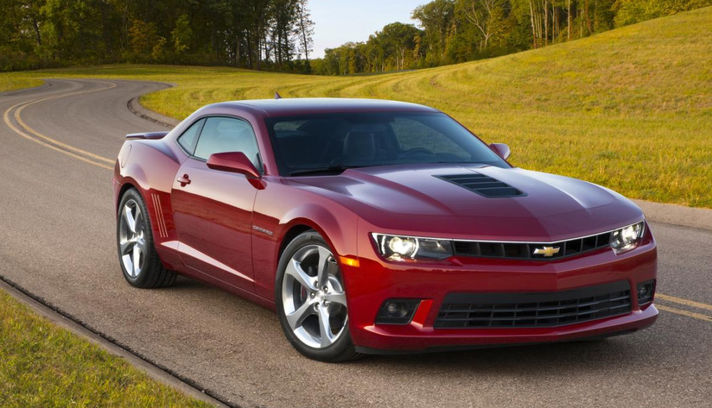 2014 chevrolet camaro uk pricing announced motorward. Cars Review. Best American Auto & Cars Review