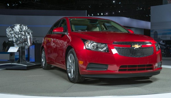 2014 Chevrolet Cruze Clean Turbo Diesel 1 600x345 at 2014 Chevrolet Cruze Clean Turbo Diesel Specs