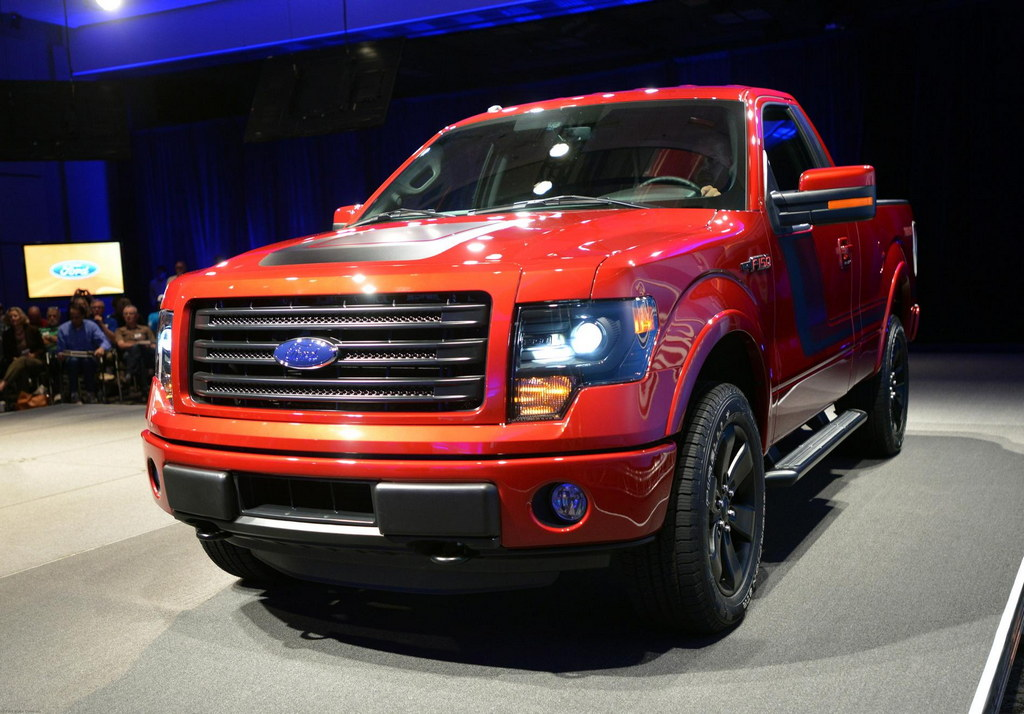 2014 ford f 150 tremor ecoboost revealed. Black Bedroom Furniture Sets. Home Design Ideas