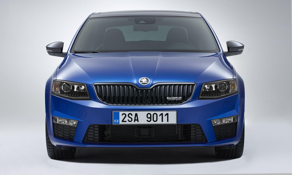 2014 skoda octavia rs revealed. Black Bedroom Furniture Sets. Home Design Ideas