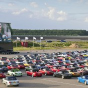 683 Mazda MX 5s 4 175x175 at 683 Mazda MX 5s Gathered For A New World Record