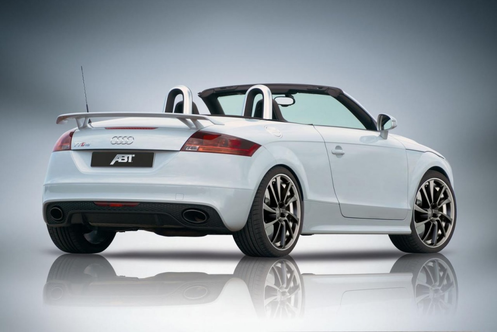 abt tunes audi tt rs and tt rs plus. Black Bedroom Furniture Sets. Home Design Ideas