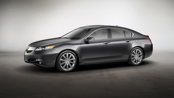 Acura TL Special Edition 1 600x337 at Acura TL Special Edition Announced, Priced at $37,405