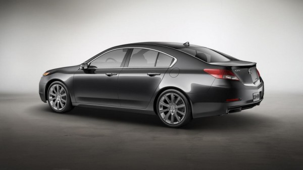 Acura TL Special Edition 2 600x337 at Acura TL Special Edition Announced, Priced at $37,405