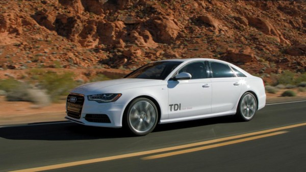 Audi TDI Clean Diesel 2 600x337 at Audi Launches New TDI Clean Diesel Range In America