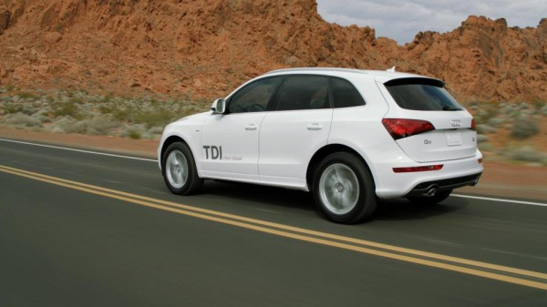 Audi TDI Clean Diesel 4 600x337 at Audi Launches New TDI Clean Diesel Range In America
