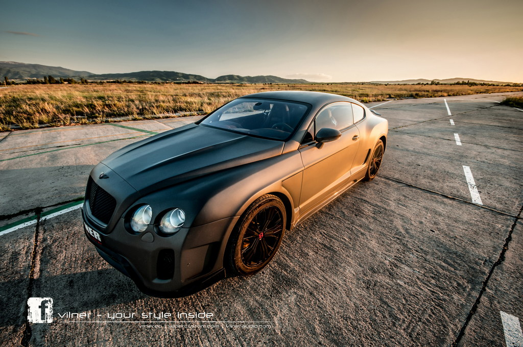 bentley continental gt by vilner revealed. Black Bedroom Furniture Sets. Home Design Ideas