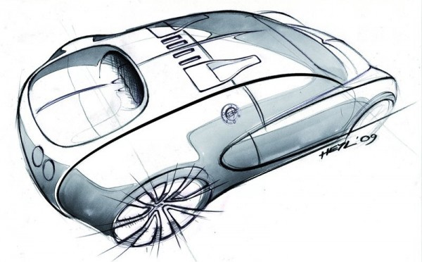 Bugatti Veyron Super Sport 600x372 at New Details Emerge On Bugatti Super Veyron