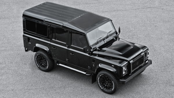 Chelsea Defender 1 600x337 at Land Rover Chelsea Defender by Kahn Design