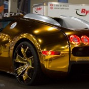Flo Rida Gold Chrome Bugatti Veyron 3 175x175 at Definition Of Ghastly: Flo Ridas Gold Chrome Bugatti Veyron