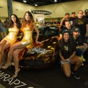 Flo Rida Gold Chrome Bugatti Veyron 5 175x175 at Definition Of Ghastly: Flo Ridas Gold Chrome Bugatti Veyron