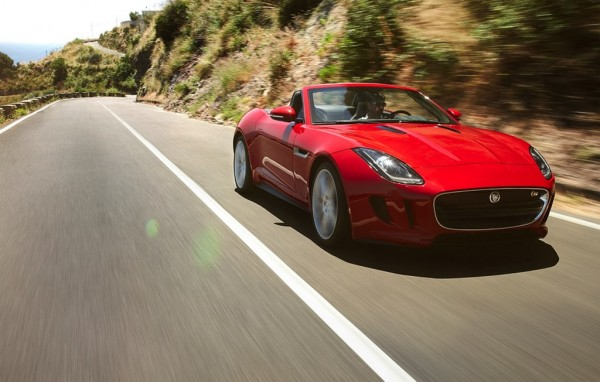 Jaguar F Type 600x382 at Jaguar F Type Gets Its First Pace Car Gig