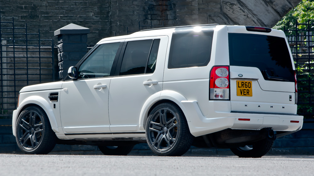 Land Rover Discovery Tdv6 By Kahn Design