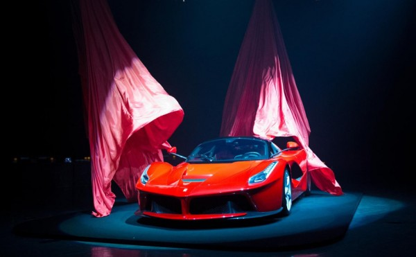 LaFerrari Japanese Debut 600x371 at LaFerrari Celebrates Its Japanese Debut