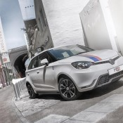 MG3 1 175x175 at 2014 MG3 Makes UK Debut