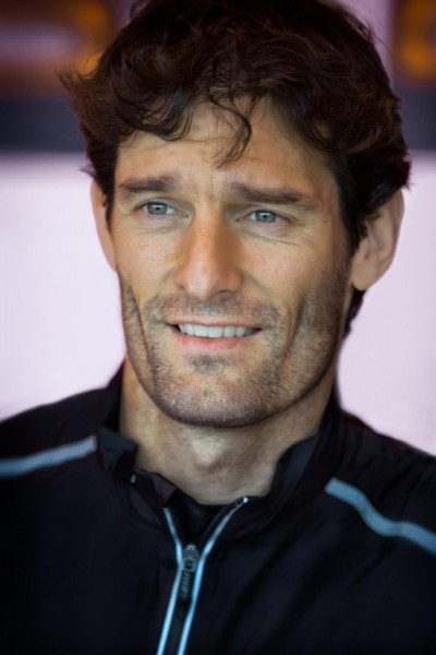 Mark Webber joins Porsche 2 400x600 at Mark Webber Joins Porsche 2014 Le Mans Program