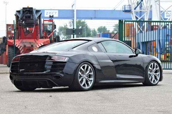 OK Chiptuning Audi R8 1 600x399 at Audi R8 V10 by OK Chiptuning