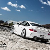 Porsche 997 Body Kit Misha Designs GTM2 white 911 Carrera 22 175x175 at Porsche 997 GTM2 Styling Kit by Misha Designs