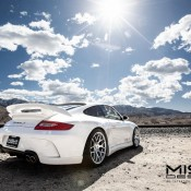 Porsche 997 Body Kit Misha Designs GTM2 white 911 Carrera 25 175x175 at Porsche 997 GTM2 Styling Kit by Misha Designs