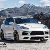 Porsche Cayenne Body Kit Wide Misha Designs white GTS 21 175x175 at Misha Designs Body Kit For Porsche Cayenne 955 and 957