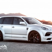 Porsche Cayenne Body Kit Wide Misha Designs white GTS 221 175x175 at Misha Designs Body Kit For Porsche Cayenne 955 and 957