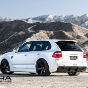 Porsche Cayenne Body Kit Wide Misha Designs white GTS 24 175x175 at Misha Designs Body Kit For Porsche Cayenne 955 and 957